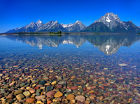 Jackson Lake Reflections