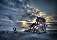 Ghost Ship, The Peter Iredale