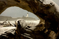 """Framed"" - Yaquina Head Lighthouse"