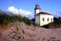 Coquille River Lighthouse - Historic